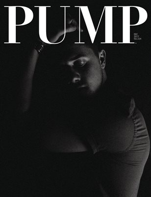 PUMP Magazine - The Minimalistic Edition - Vol.3