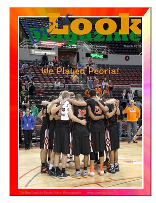 Best Look Magazine - March 2015 - Normal Ironmen Basketball Special Edition