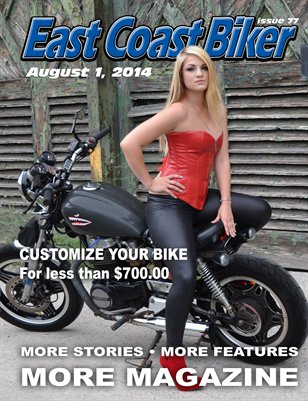 Issue 77-East Coast Biker Aug 1, 2014