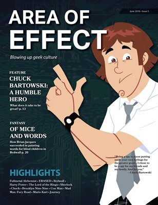 Area of Effect - Issue #5