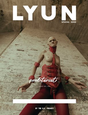 LYUN ISSUE No.8 (VOL No.2)