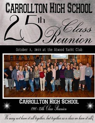 Carrollton High School Class of 1990