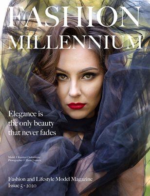 Fashion Millennium Model Magazine Edition 5