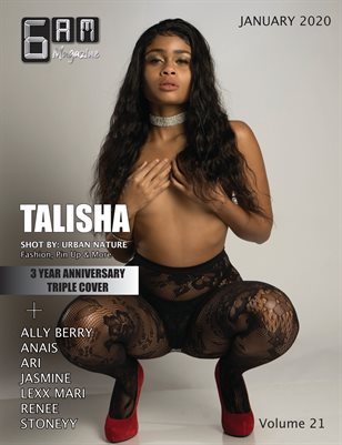 6 A.M. Magazine (VOLUME 21) Talisha Williams