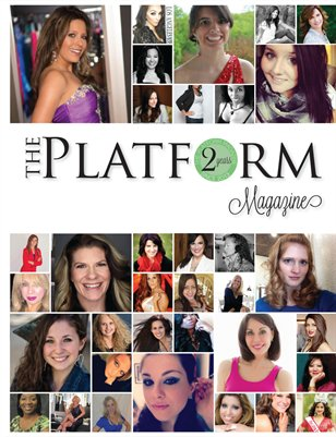 The Platform Magazine 2nd Special Edition 2015 Inspiring Ladies Issue