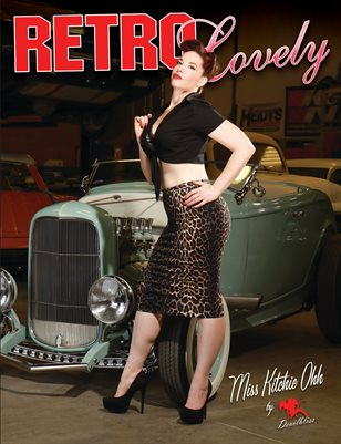 Retro Lovely No. 14 Miss Kitchie Ohh Cover
