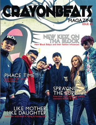 CrayonBeats Magazine: Issue 02