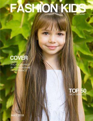 Fashion Kids Magazine | MAY TOP 50 MOST BEAUTIFUL 2018