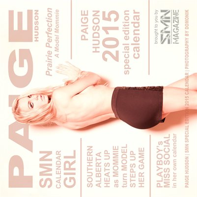 SMN SPECIAL EDITION | PAIGE 2015 CALENDAR