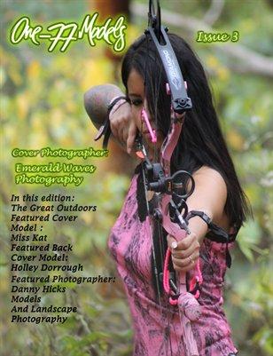 One-77 Models Magazine Issue 3