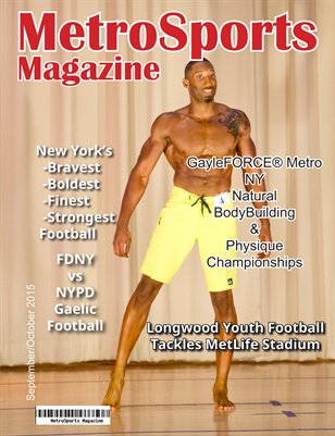 MetroSports Magazine Sept/Oct 2015 SS cover