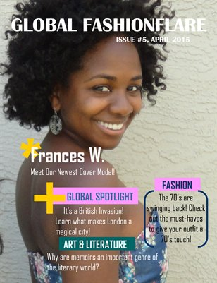 Global FashionFlare Magazine #5, April 2015
