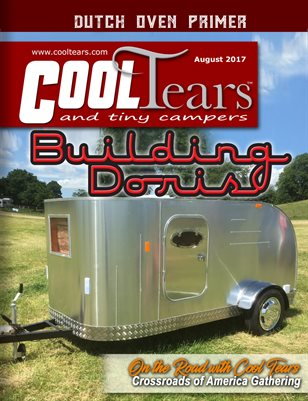 Cool Tears Magazine August 2017