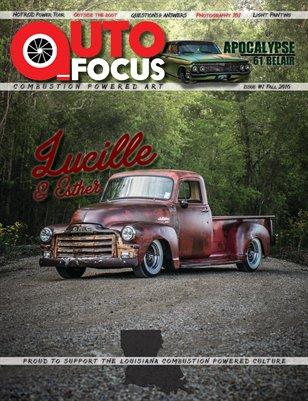 Auto Focus Mag (Issue #1)