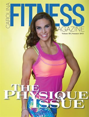 Carolina Fitness Magazine | Summer 2015