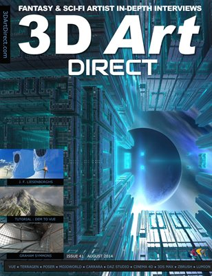 3D Art Direct Issue 41