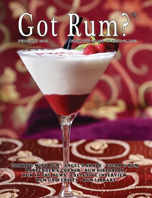 Got Rum? February 2015