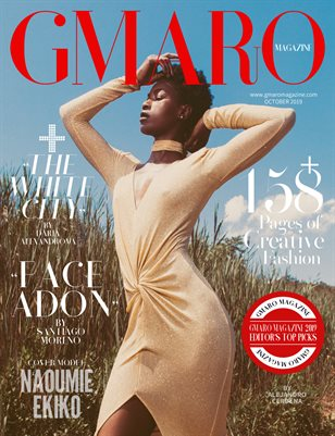 GMARO Magazine October 2019 Issue #11