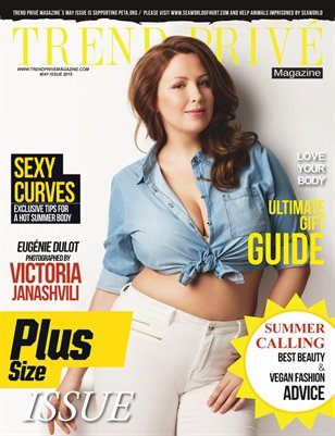 Trend Privé Magazine May Issue 2015
