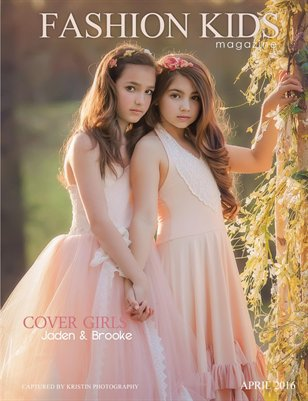 Fashion Kids Magazine | APRIL 2016