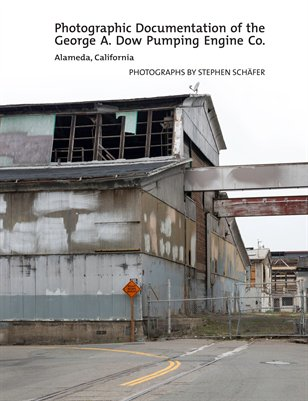 Photo Documentation of the George A. Dow Co. Alameda, California, by Stephen Schafer.