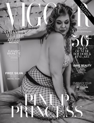 NUDE & Boudoir | August Issue 06