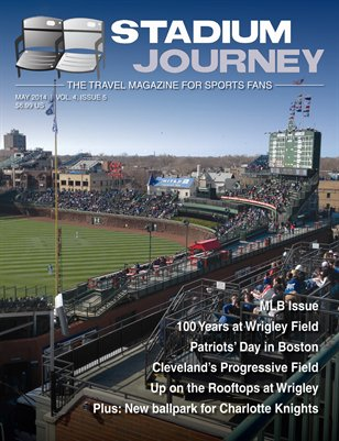 Stadium Journey Magazine, Vol. 4 Issue 5