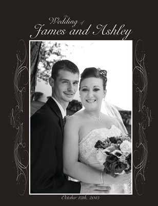 The Wedding of James and Ashley
