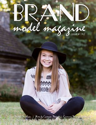 Brand Model Magazine  Issue # 142