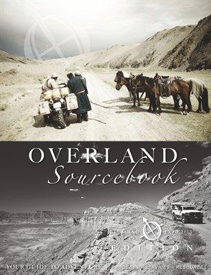 2013 Overland Sourcebook