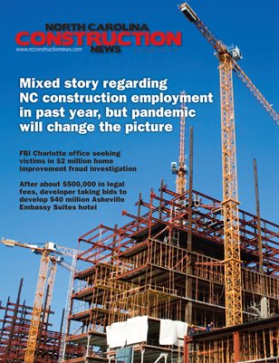 North Carolina Construction News (May/June 2020)
