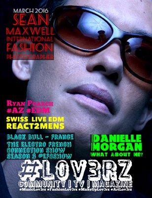 #LOV3RZ Magazine March 2016