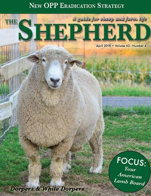 The Shepherd April 2018