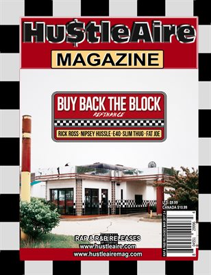 Hustleaire Magazine March 2017 Edition #2.4