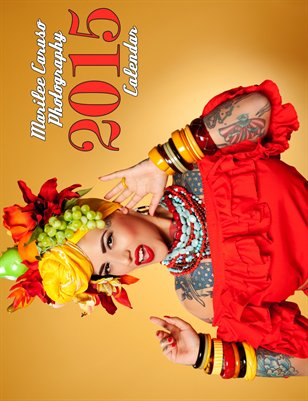 2015 Calendar - Pinups