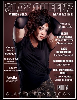 Slay Queenz Magazine Fashion Vol. 5