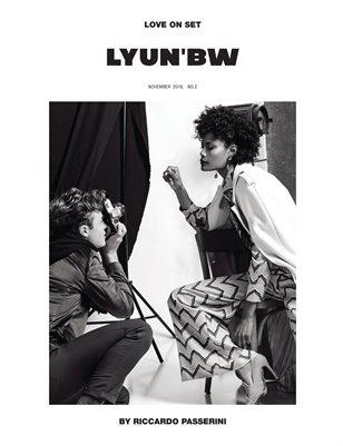 LYUN Black&White No.2 (VOL No.1) C2
