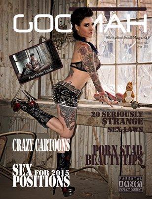 Goomah Magazine - March 2015
