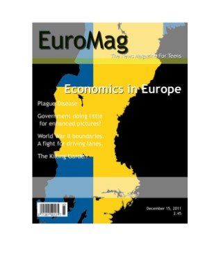 EuroMag by Sarah M., William M., and Juan C.