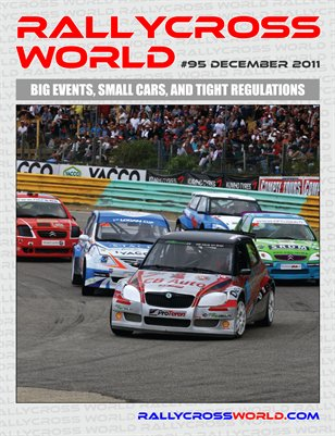Rallycross World #95 December 2011