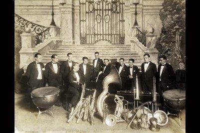 """Sacra Studio, Paducah Kentucky  """"Orchestra"""""""