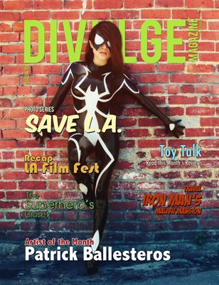 Divulge Magazine: July 2013 Issue