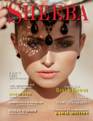 Sheeba Magazine 2016 July Volume I