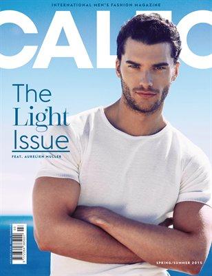 CALEO MAGAZINE - The Light Issue feat. Aurélien Muller