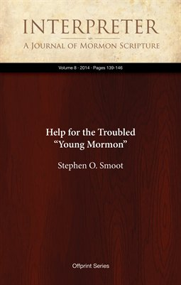 "Help for the Troubled ""Young Mormon"""