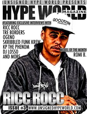 Hype World Magazine Issue #3