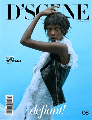 D'SCENE - RILEY MONTANA - ISSUE 08