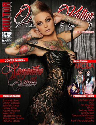 Kultur Magazine TATTOO Special - TATTOO Kultur VOL 10.3