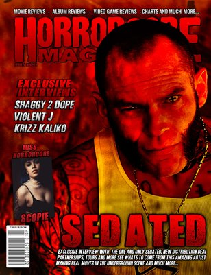 Issue 24 - SEDATED
