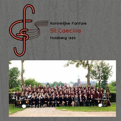 Brochure Fanfare St. Caecilia Hulsberg